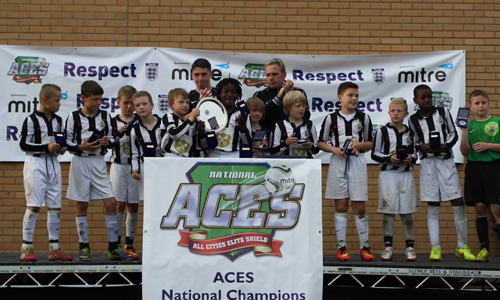 Boys U11 2014 WinnersNewcastle City Juniors representing Newcastle