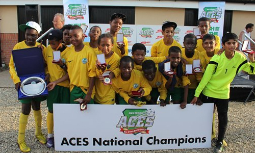 Boys U13 2013 Winners AFC Wembley representing NW London