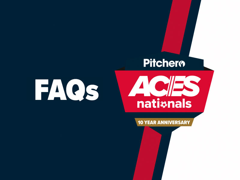 Pitchero ACES Nationals 2018 - FAQs