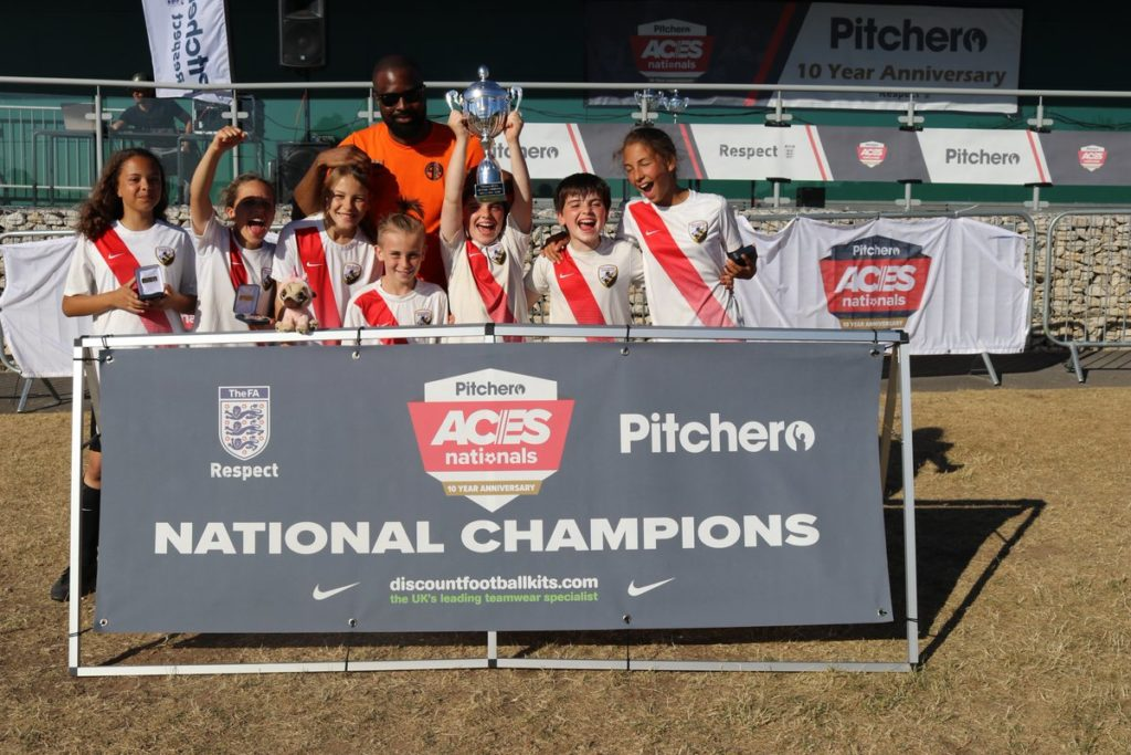 North London - U12s Girls Winners 2018